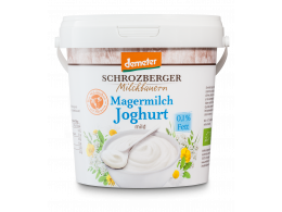 Magermilch Joghurt 1kg 0,1% PNG